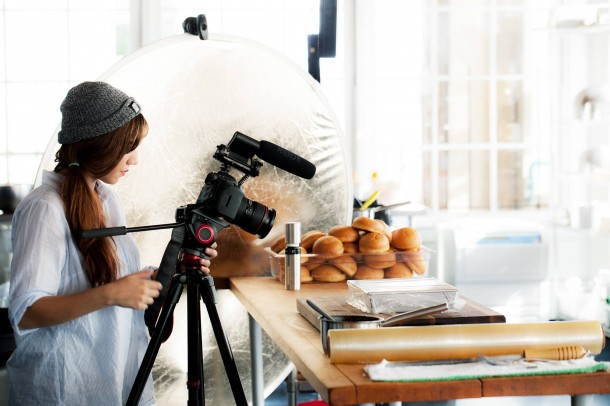 Easy Food Photography Tips for Graphic Designers