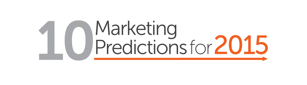 10 MARKETING PREDICTIONS FOR 2015 | INFOGRAPHICS