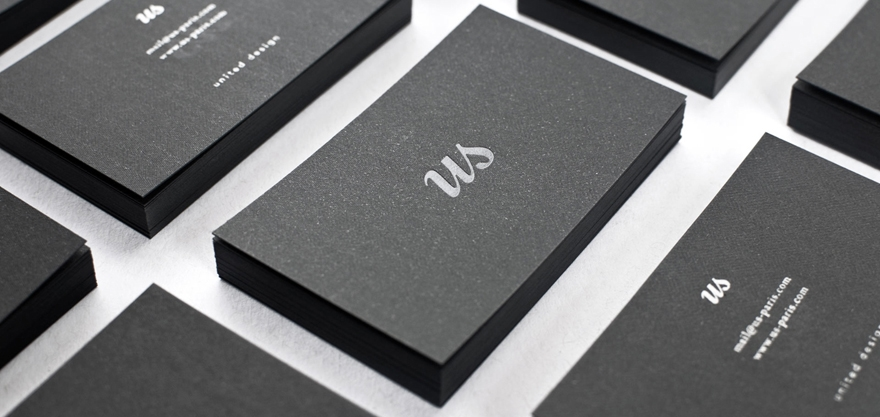 BUSINESS CARD DESIGN: PROMOTE YOURSELF EFFICIENTLY