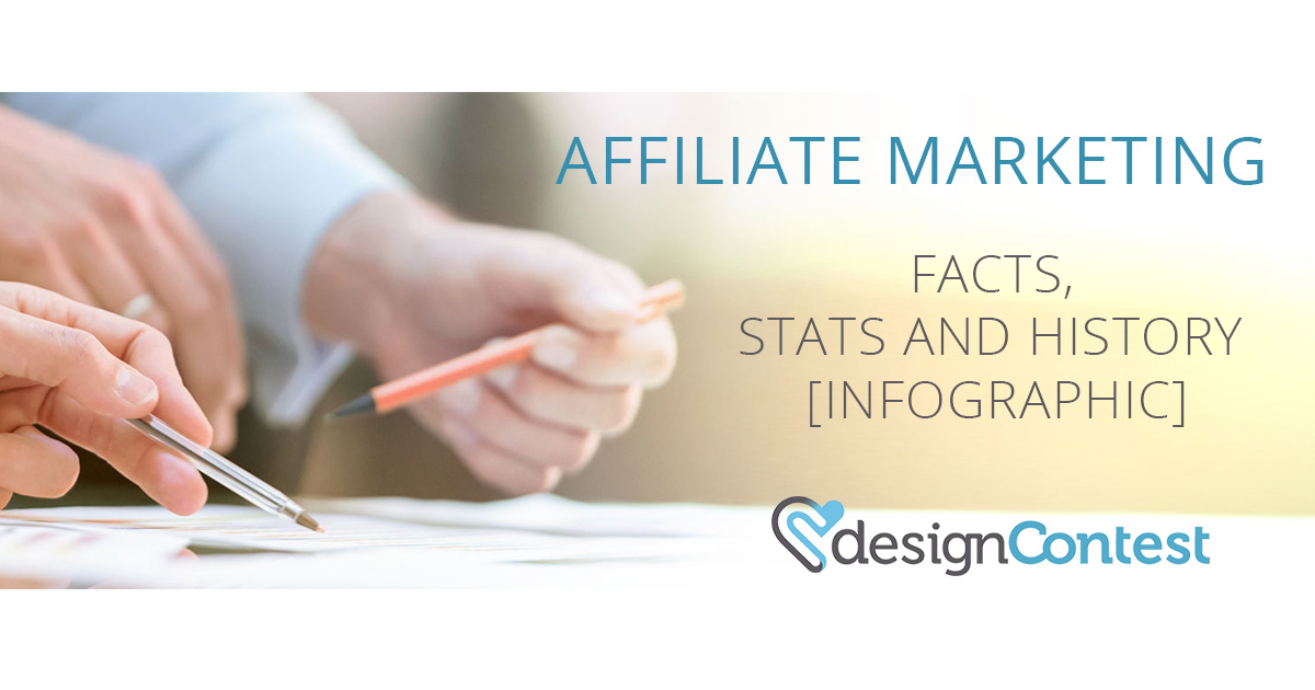 AFFILIATE MARKETING FACTS, STATS AND HISTORY [INFOGRAPHICS]