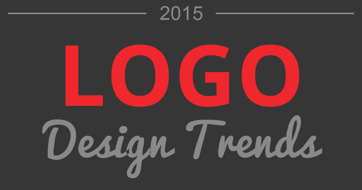 Top 15 Logo Trends Of 2015