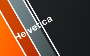 Helvetica Dominates Logo Design
