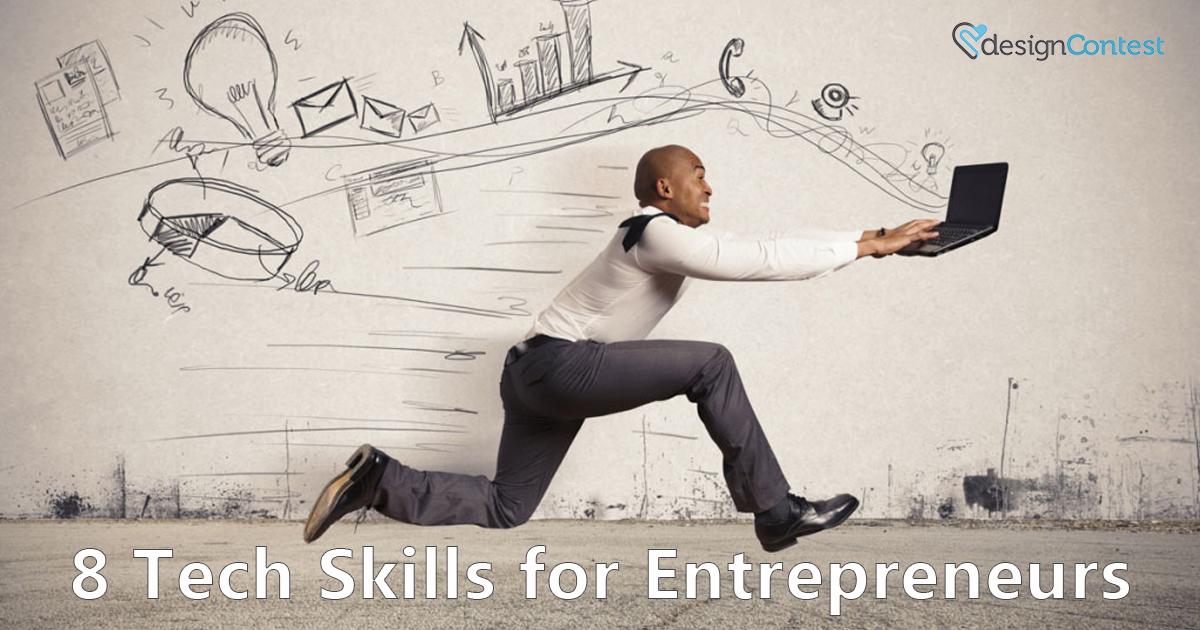 8 Tech Skills for Entrepreneurs