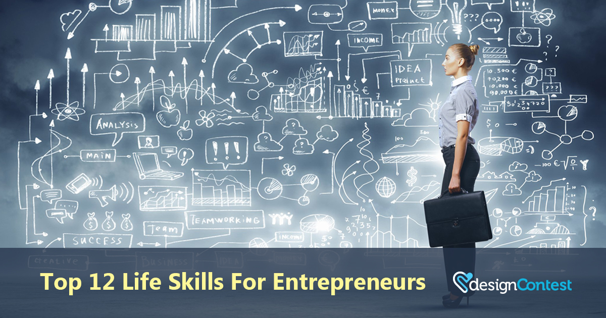 Top 12 Life Skills For Entrepreneurs