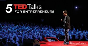 5 Must Watch TED Talks For Entrepreneurs