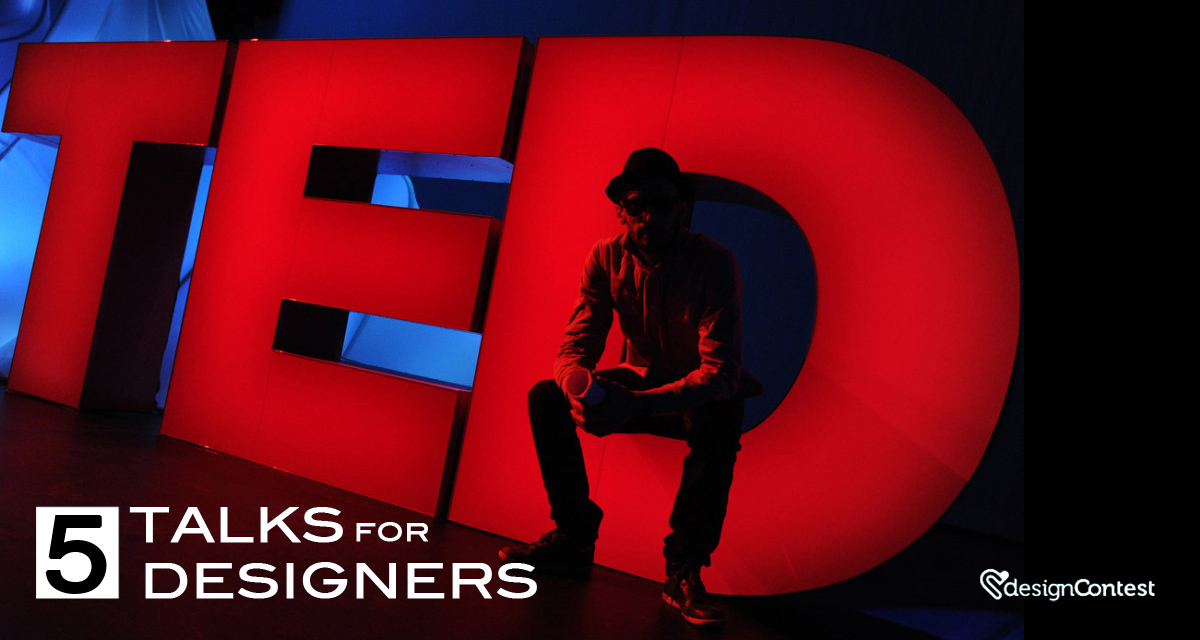 5 Must Watch TED Talks For Designers