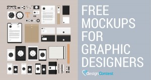 Free Mockups for Graphic Designers