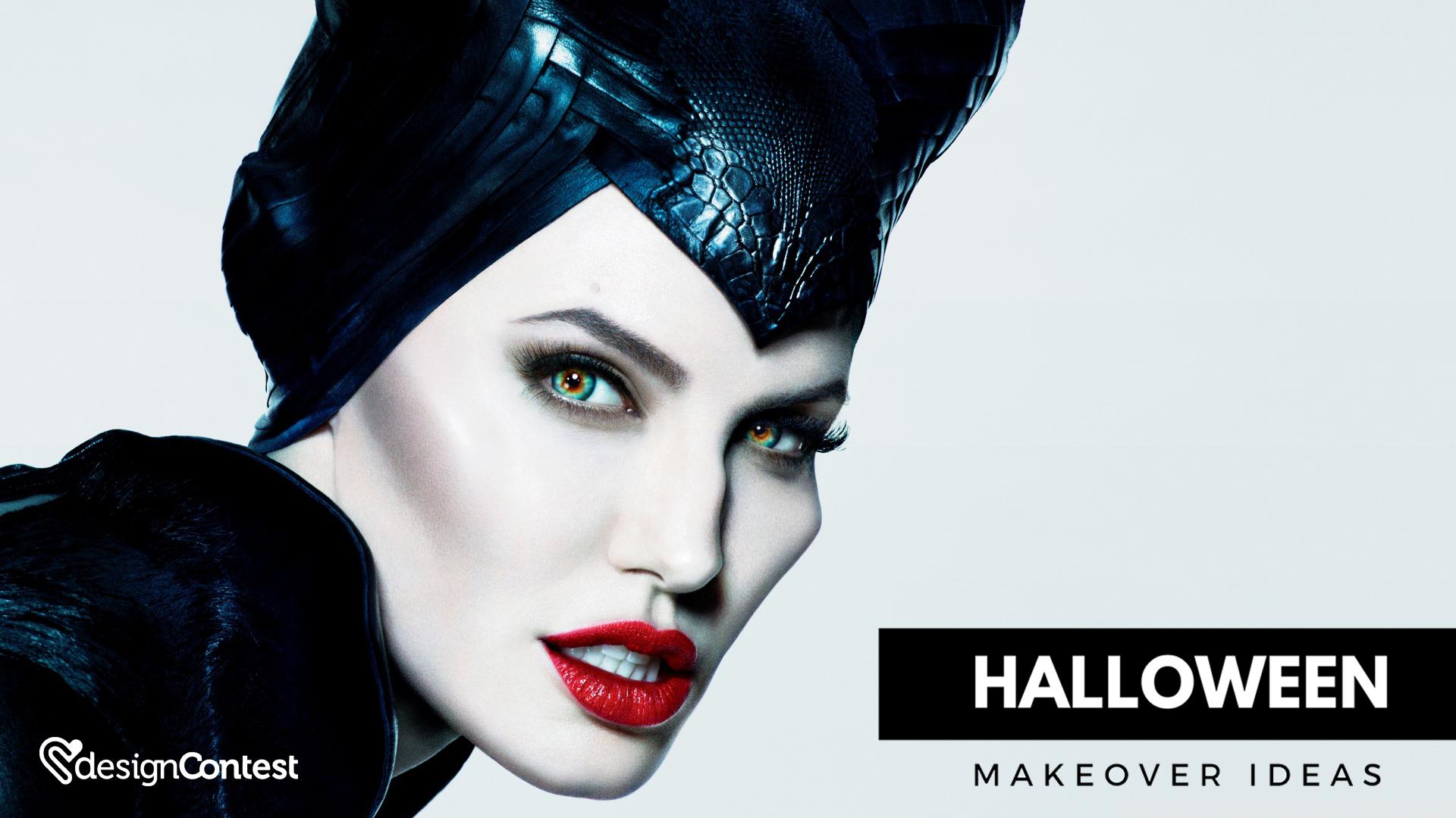 Inspiration Gallery: Halloween Makeover Ideas