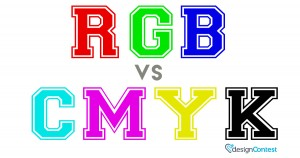RGB vs CMYK [Infographics]