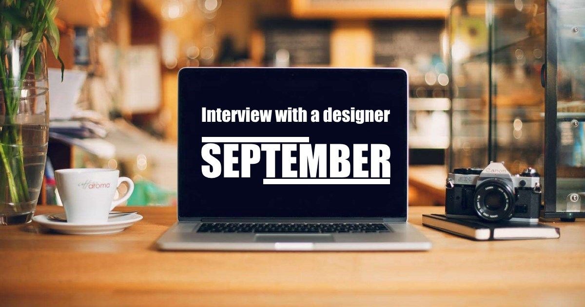 Designer of the month – savina – September 2015