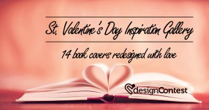 Classical Books Got Romantic Covers On St. Valentine's Day