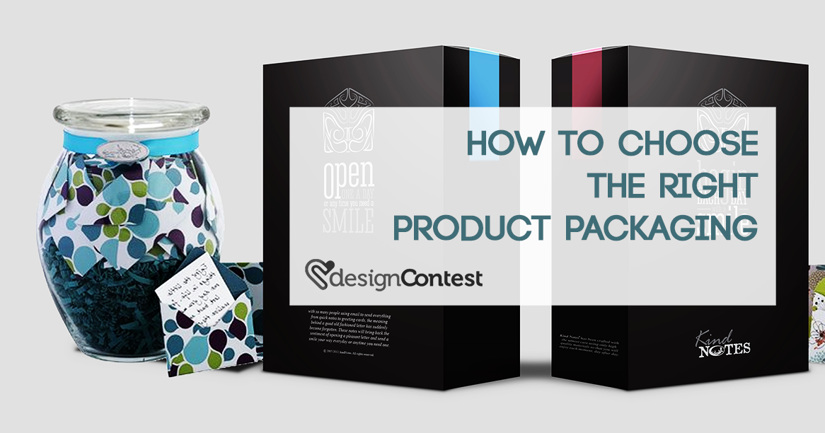 How To Choose The Right Product Packaging