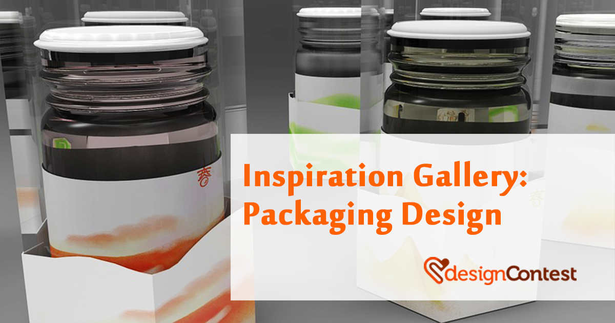 Inspiration Gallery: Packaging Design