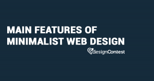 Main Features of Minimalist Web Design