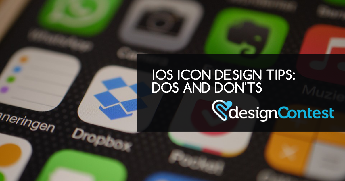 IOS Icon Design Tips: Dos And Don'ts