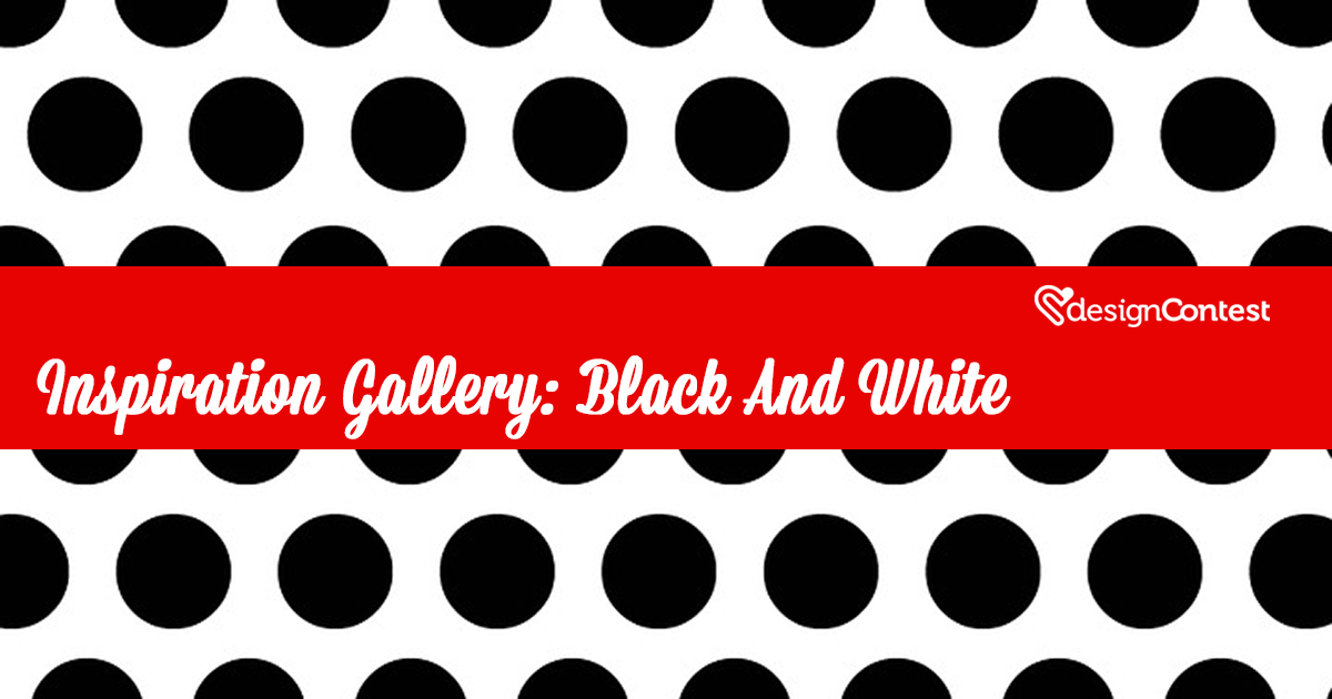 Inspiration Gallery: Black And White