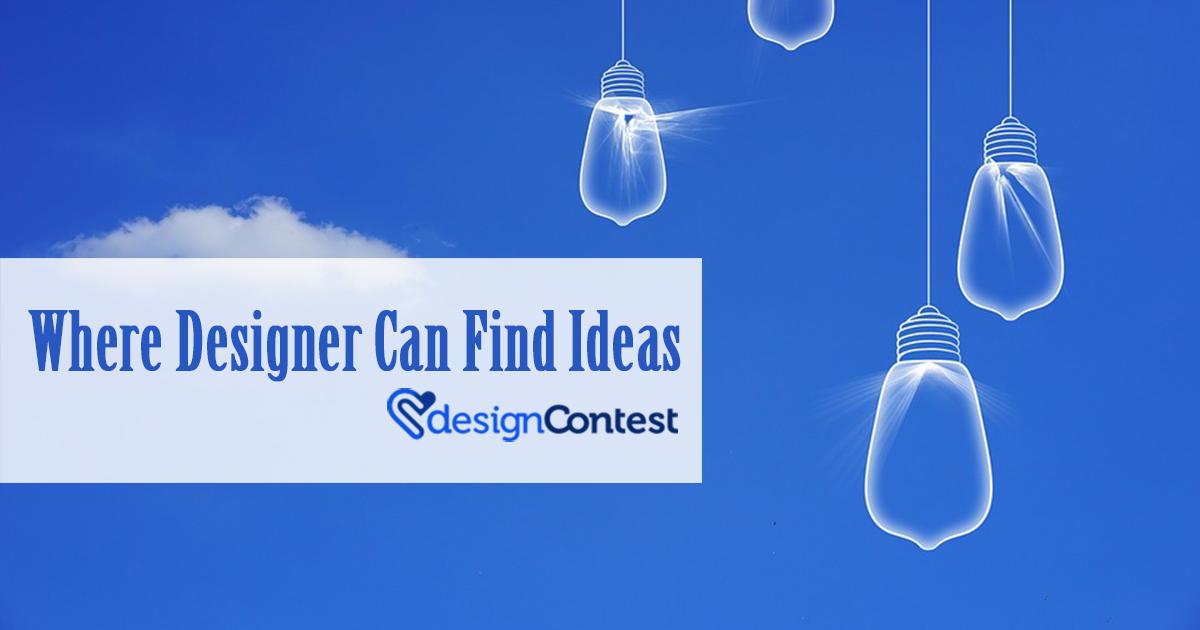 Where Designer Can Find Ideas