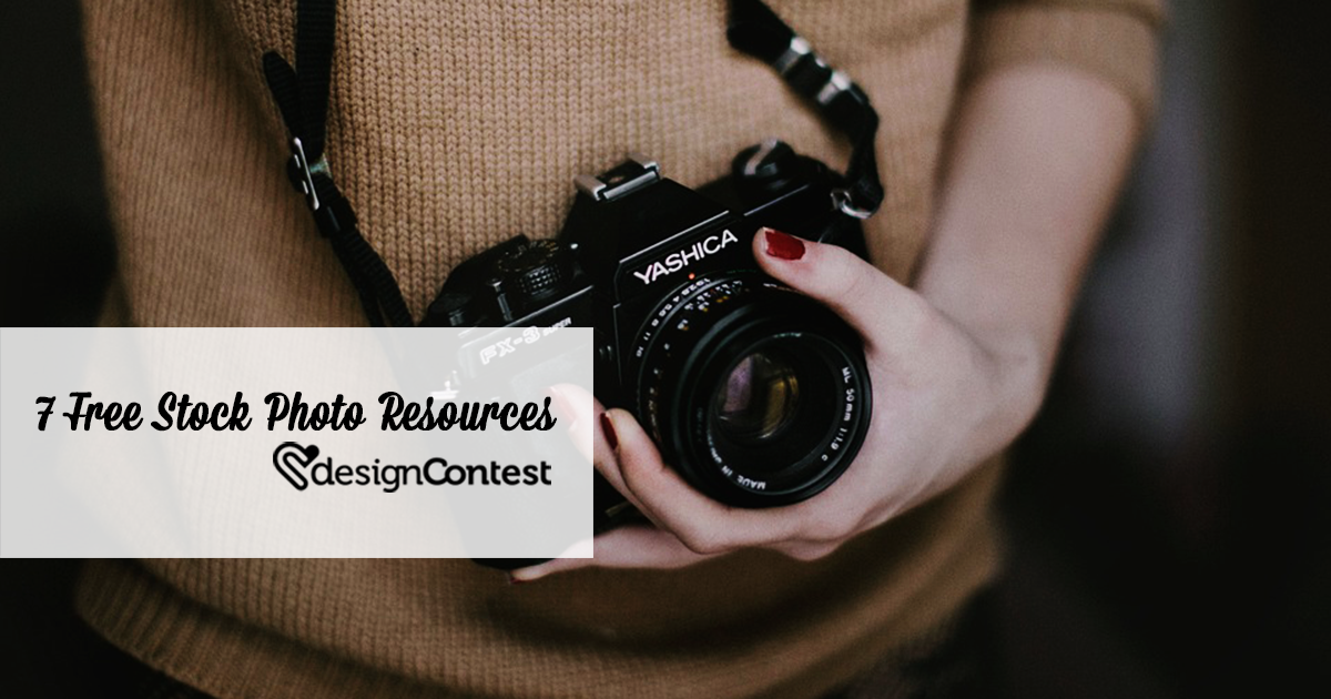 7 Free Stock Photo Resources