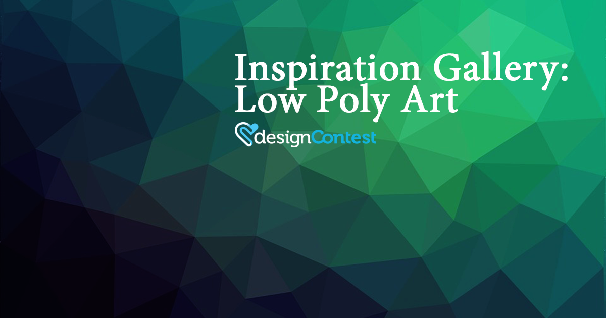 Inspiration Gallery: Low Poly Art