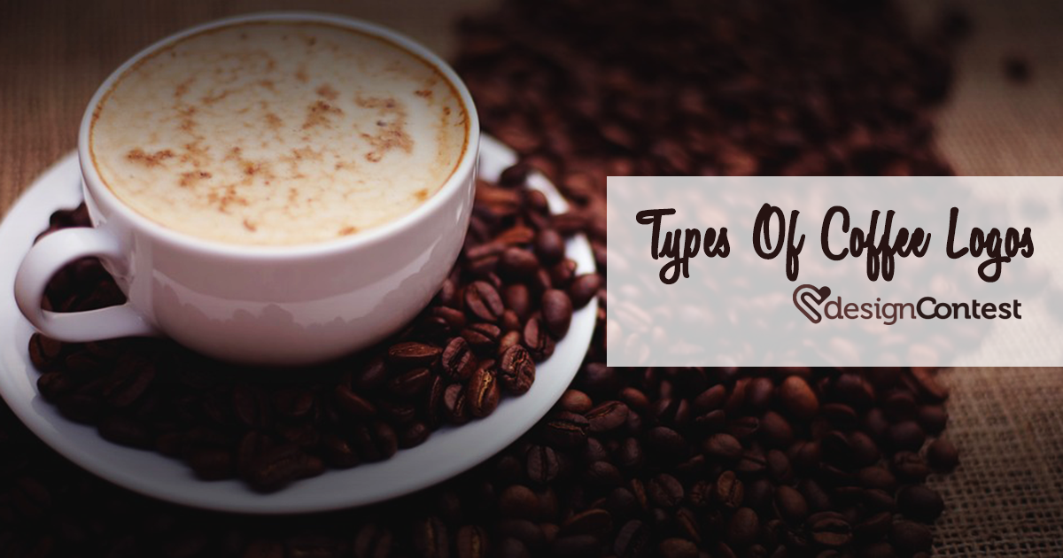 Types Of Coffee Logos