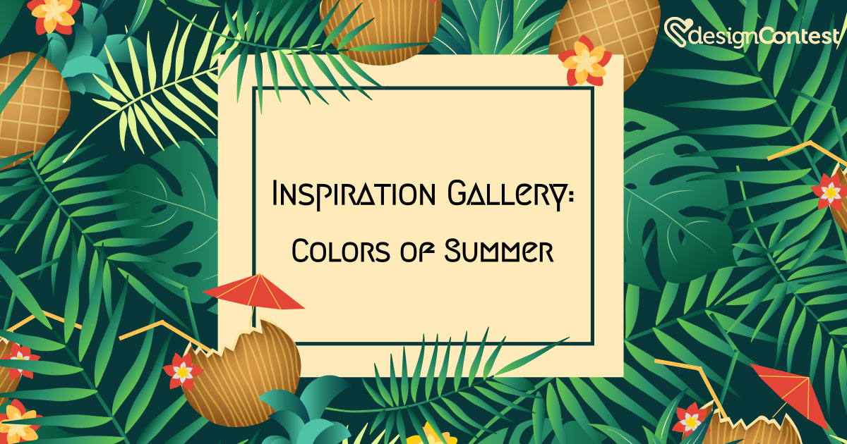 Inspiration gallery: Colors of Summer