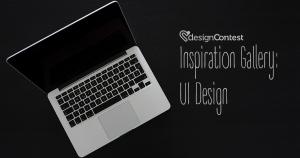 Inspiration Gallery: UI Design