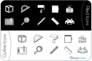 Free Icon Sets and Tips to Create Your Own