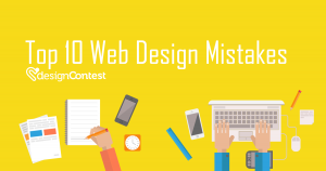 Top 10 Web Design Mistakes