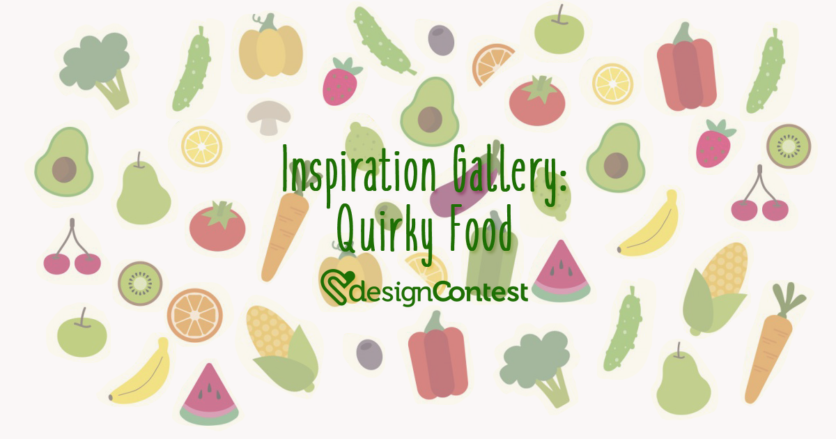 Inspiration Gallery: Quirky Food