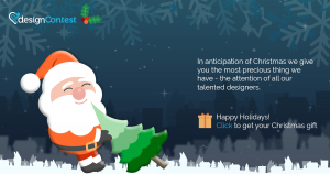 Christmas Gift for our dear customers!