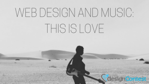 Web Design And Music: This Is Love
