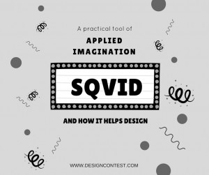 A Practical Tool Of Applied Imagination SQVID And How It Helps Design