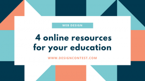 Web Design: 4 Online Resources For Your Education