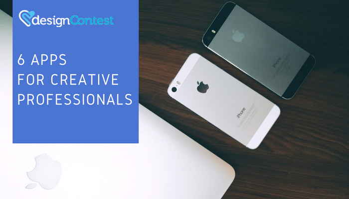 6 Apps For Creative Professionals
