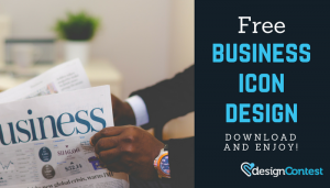 Free Business Icon Design – Download And Enjoy!
