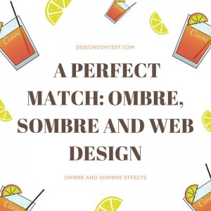 A Perfect Match: Ombre, Sombre And Web Design