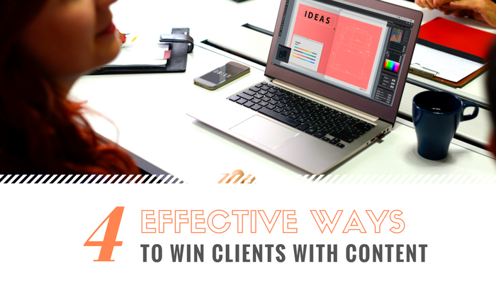4 Effective Ways To Win Customers With Content