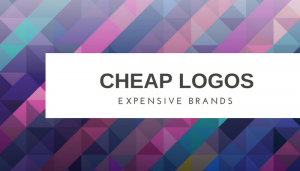 The Cheapest Logos For The Most Expensive Brands