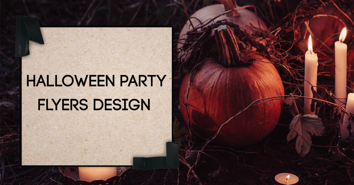 10 Ingenious Halloween Flyer Designs