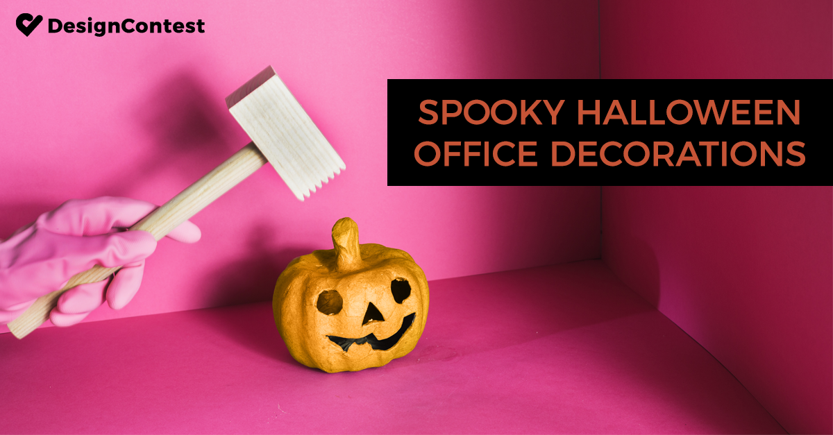 Halloween Office Decorations Ideas