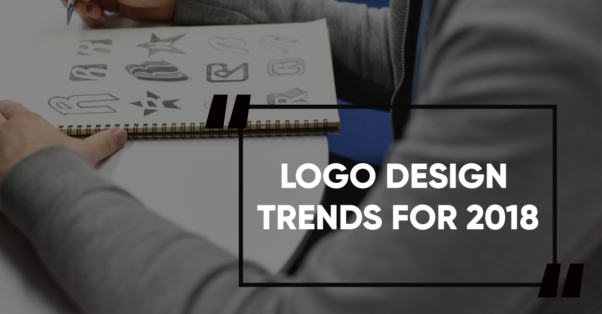 6 Logo Design Trends For 2018