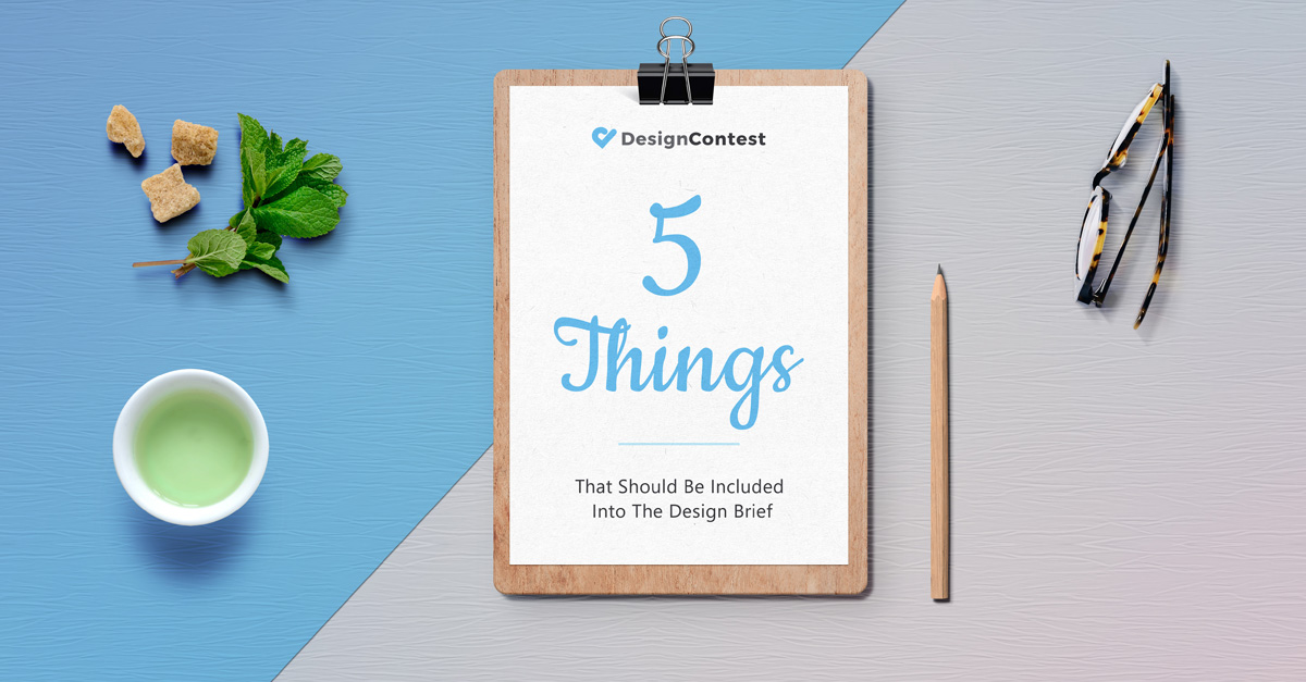 5 Things To Include In The Design Brief