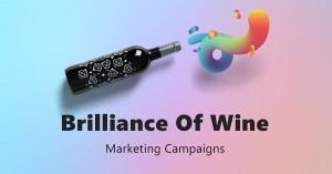 Brilliance Of Wine Marketing Campaigns