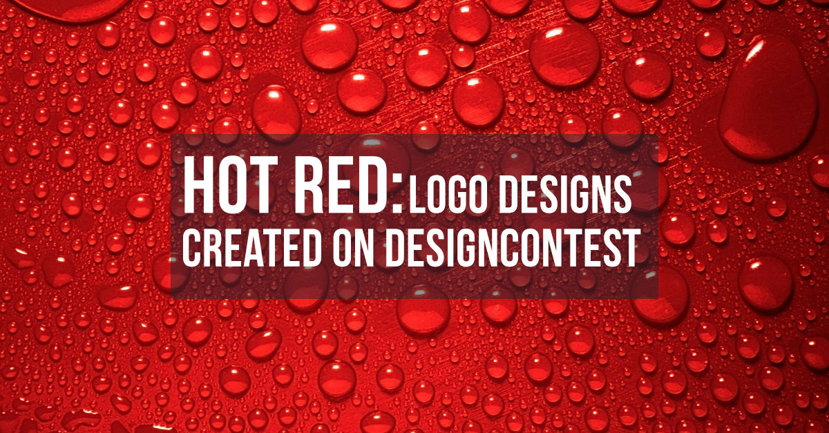 Hot Red: Logo Designs Created On DesignContest