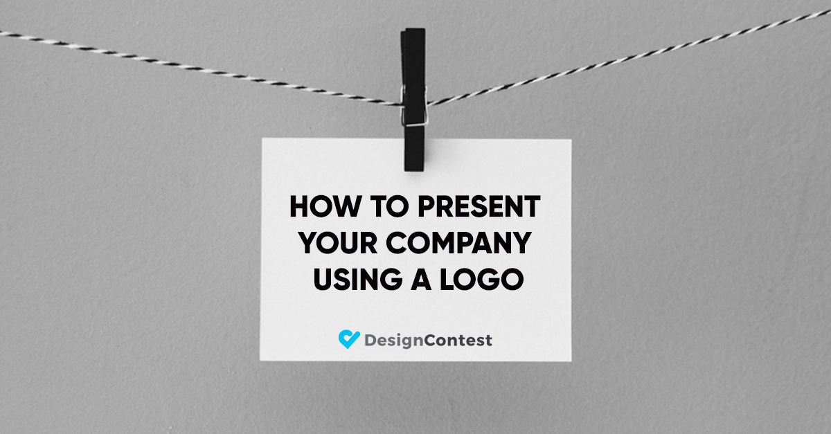 How To Present Your Company Using A Logo