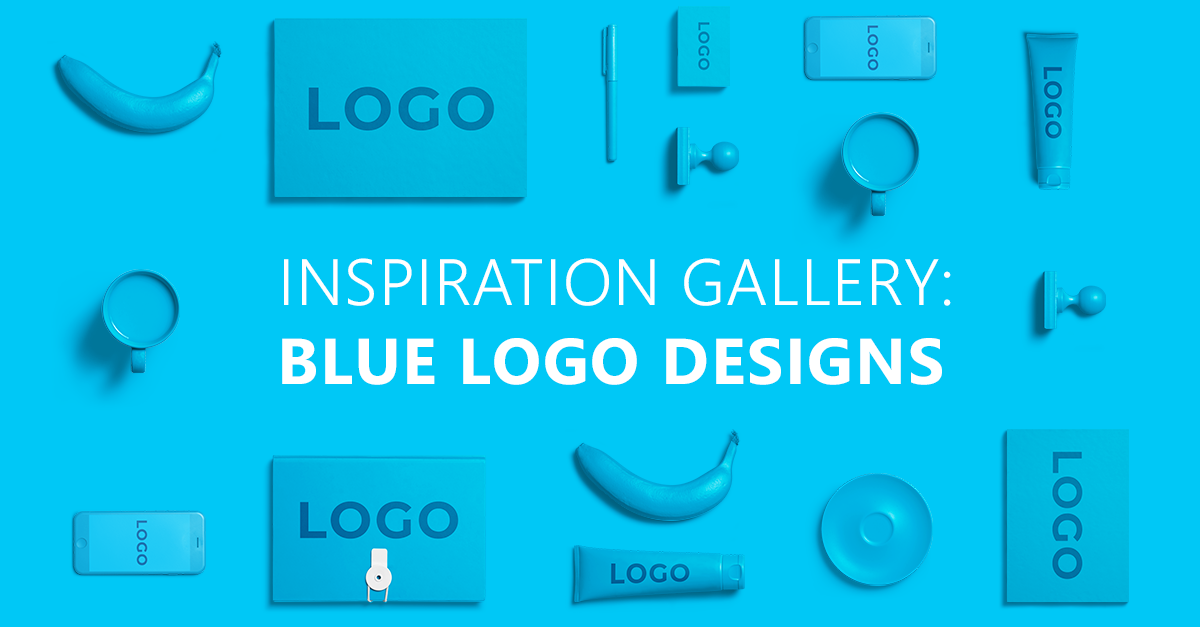 Beautiful Blue Logos For Your Inspiration