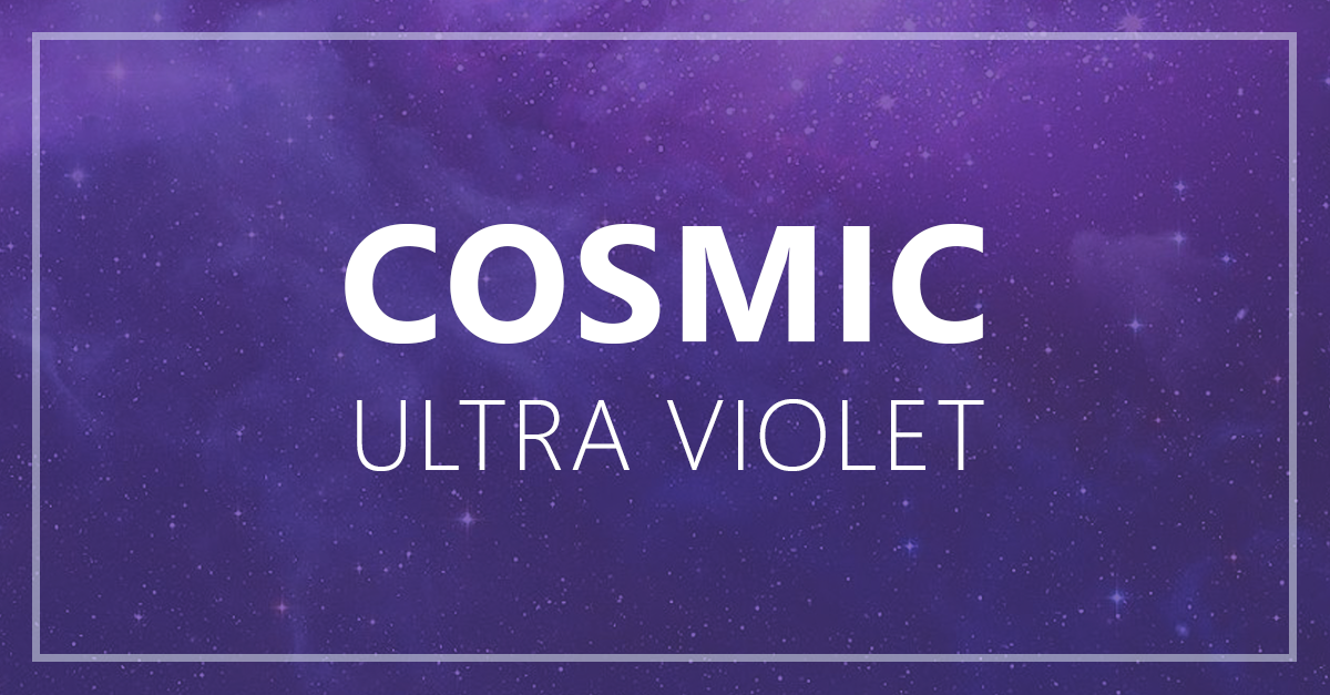 Cosmic Ultra Violet: Design Ideas