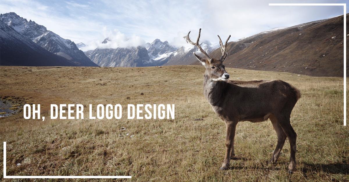 Oh, Deer Logo Design Created On DesignContest