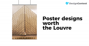 Poster Designs Worth The Louvre