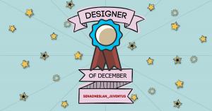 Designer Of The Month: Senadneslan_Juventus – December 2017